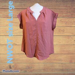 New shirt size large